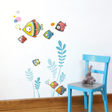 The Bubble Family Wall Decal Wall Decal