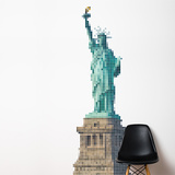 Lady Liberty Wall Decal Wall Decal