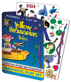 The Beatles - Yellow Submarine Magnet Playset Magnet