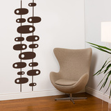 Modern 60s Wall Decal Wall Decal