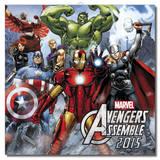 Marvel Avengers 2015 Wall Calendar Calendars
