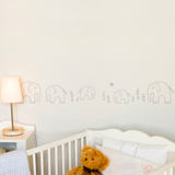 Ele Wall Decal Wall Decal