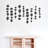 Stege Wall Decal Wall Decal