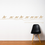 Caravan Wall Decal Wall Decal
