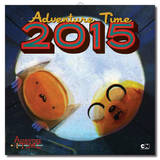 Adventure Time 2015 Wall Calendar Calendarios