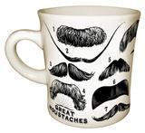 Moustaches Mug Mug
