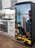 American Dream Refrigerator Decal Vinilo decorativo