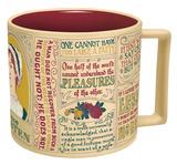 Jane Austen Mug Mug