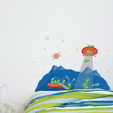 Head in the Stars Wall Decal Wall Decal