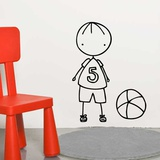 Let's Play Wall Decal Wall Decal