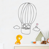 Off We Go Wall Decal Wall Decal