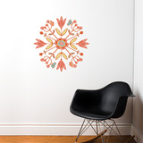 Mandala Wall Decal Wall Decal