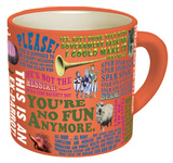 Monty Python Quotes Mug Mug