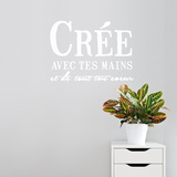 CrFR Wall Decal Wall Decal