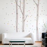 Confetti Wall Decal Wall Decal