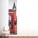 Call me Big Ben  Wall Decal Wall Decal