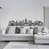 Into Toronto Wall Decal Wall Decal