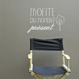 Profite du prnt FR Wall Decal Wall Decal