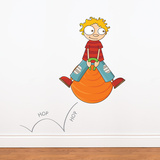 Hop Hop Wall Decal Wall Decal