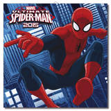 Spiderman 2015 Wall Calendar Calendriers