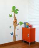 Tree Height Gauge Wall Decal Wall Decal