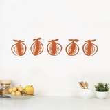 Norr Wall Decal Wall Decal