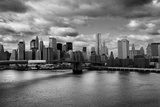 Lower Manhattan From the Manhattan Bridge Poster Photo