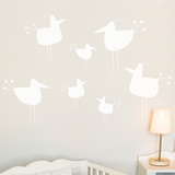Hot Chicks Wall Decal Wall Decal