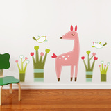 Ema the Faon Wall Decal Wall Decal