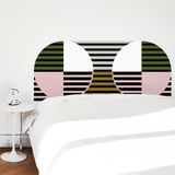 Copenhague Green Wall Decal Wall Decal