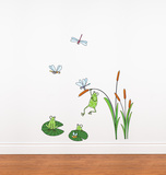 Frogs Wall Decal Wall Decal