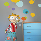 Bubbles Wall Decal Wall Decal