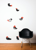 Lil'Birds Wall Decal Wall Decal