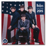 The Beatles 2015 Wall Calendar Calendriers