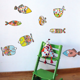 Big Fish Wall Decal Wall Decal