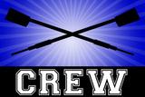 Crew Oars Sports Prints