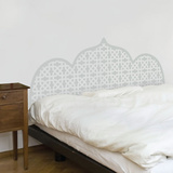 Moucharabia - Light Grey Wall Decal Wall Decal