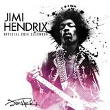 Jimi Hendrix 2015 Wall Calendar Calendriers