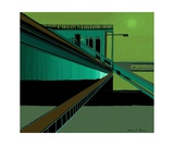 The Train Station Number 7 Photographic Print by Diane Strain