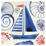 Come Sail Away Posters by Margaret Berg