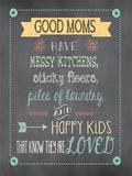 Good Moms Prints by Jo Moulton