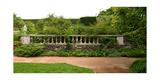 Chicago Botanic Garden Scene Photographic Print by Steve Gadomski
