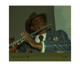 Living and Loving it JAZZ Photographic Print by Diane Strain