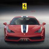Ferrari GT 2015 Wall Calendar Calendars
