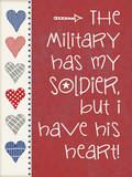 My Soldier Posters by Jo Moulton