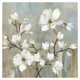 Sweetbay Magnolia II - Mini Print by Allison Pearce