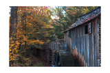 Cades Cove Mill Photographic Print by Steve Gadomski