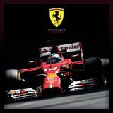 Ferrari F1 2015 Wall Calendar Calendriers