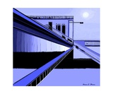 The Train Station Number 10 Photographic Print by Diane Strain