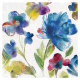 Sarcelle Jardin I - Mini Prints by Asia Jensen